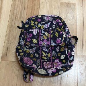 Super cute Vera Bradley mini backpack!